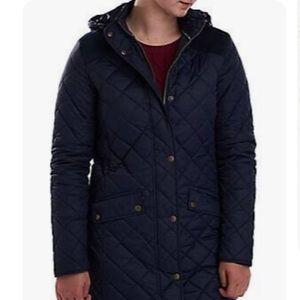 Ralph Lauren 100% Cotton Women's Hooded Coat - M